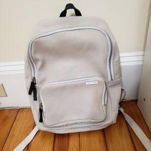 Everlane Bone (Ivory) Backpack with Leather